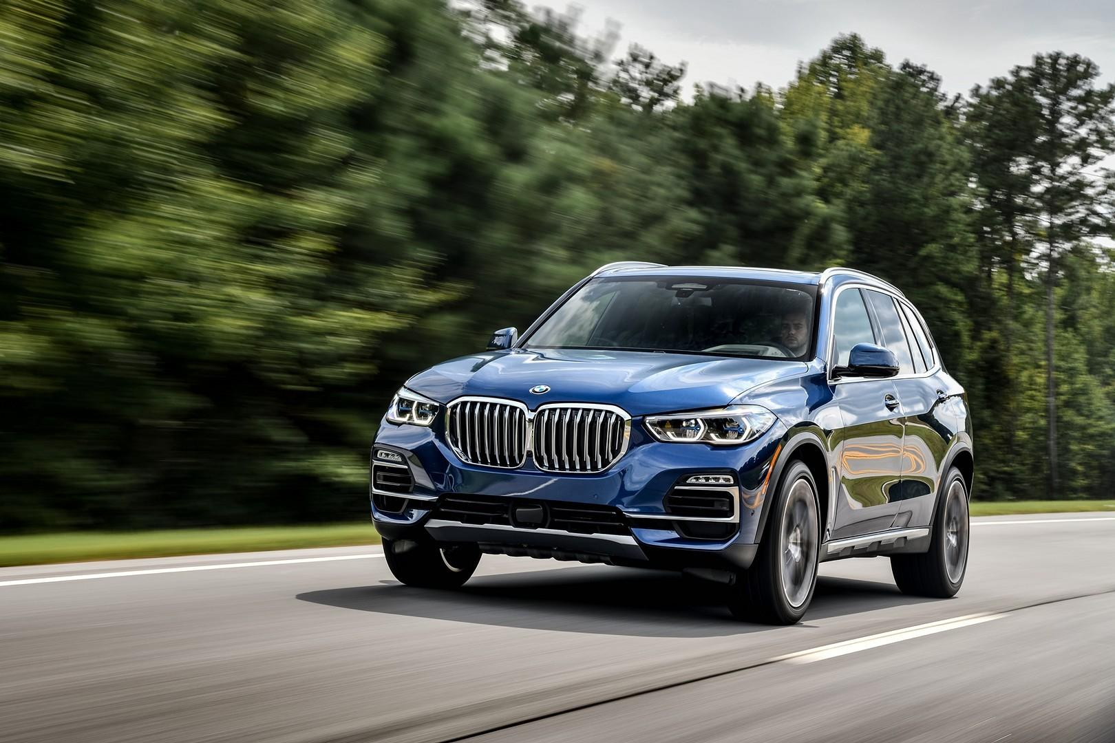 BMW X3 xDrive30e and X5 xDrive45e Plug-In Hybrids Are Coming ...
