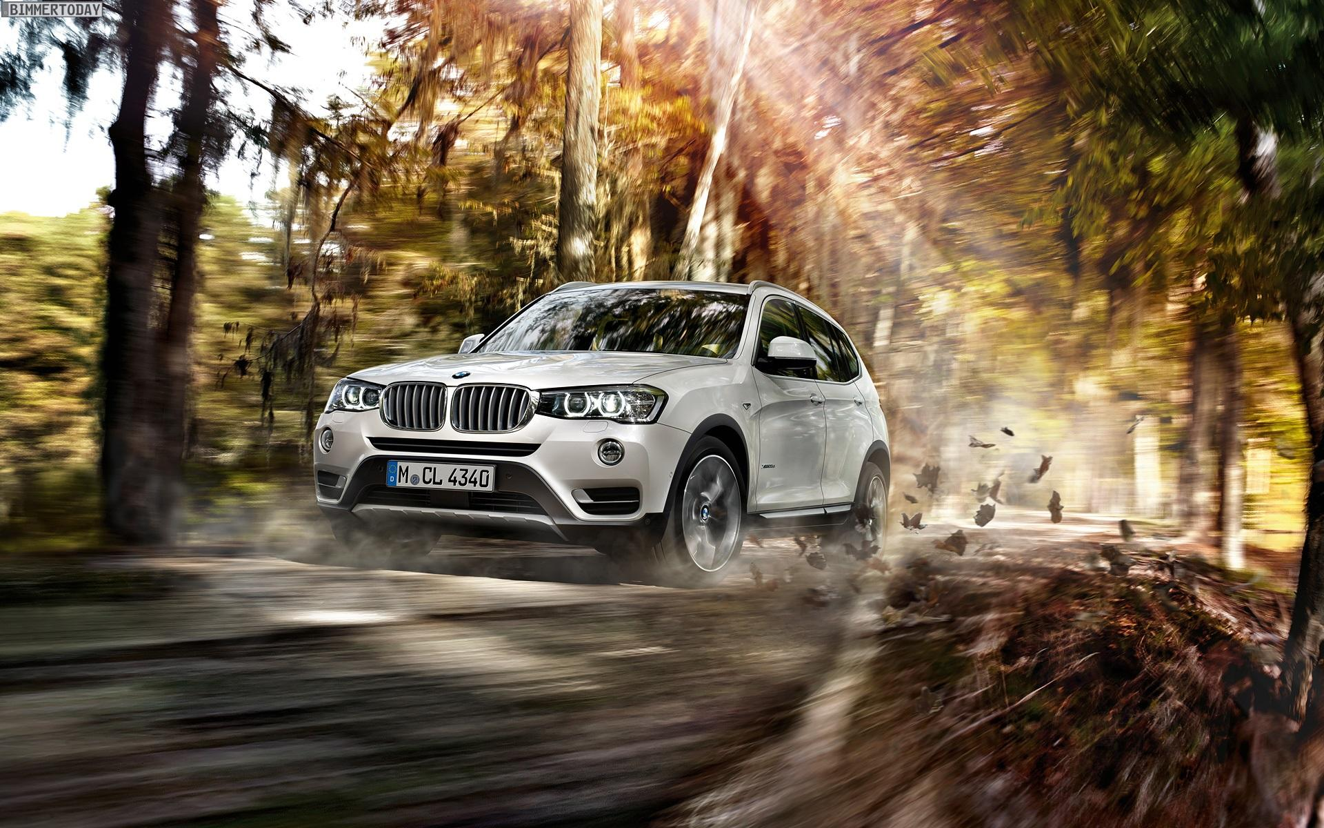 BMW X3 and 5 Series Top Segments in JD Power Dependability Study