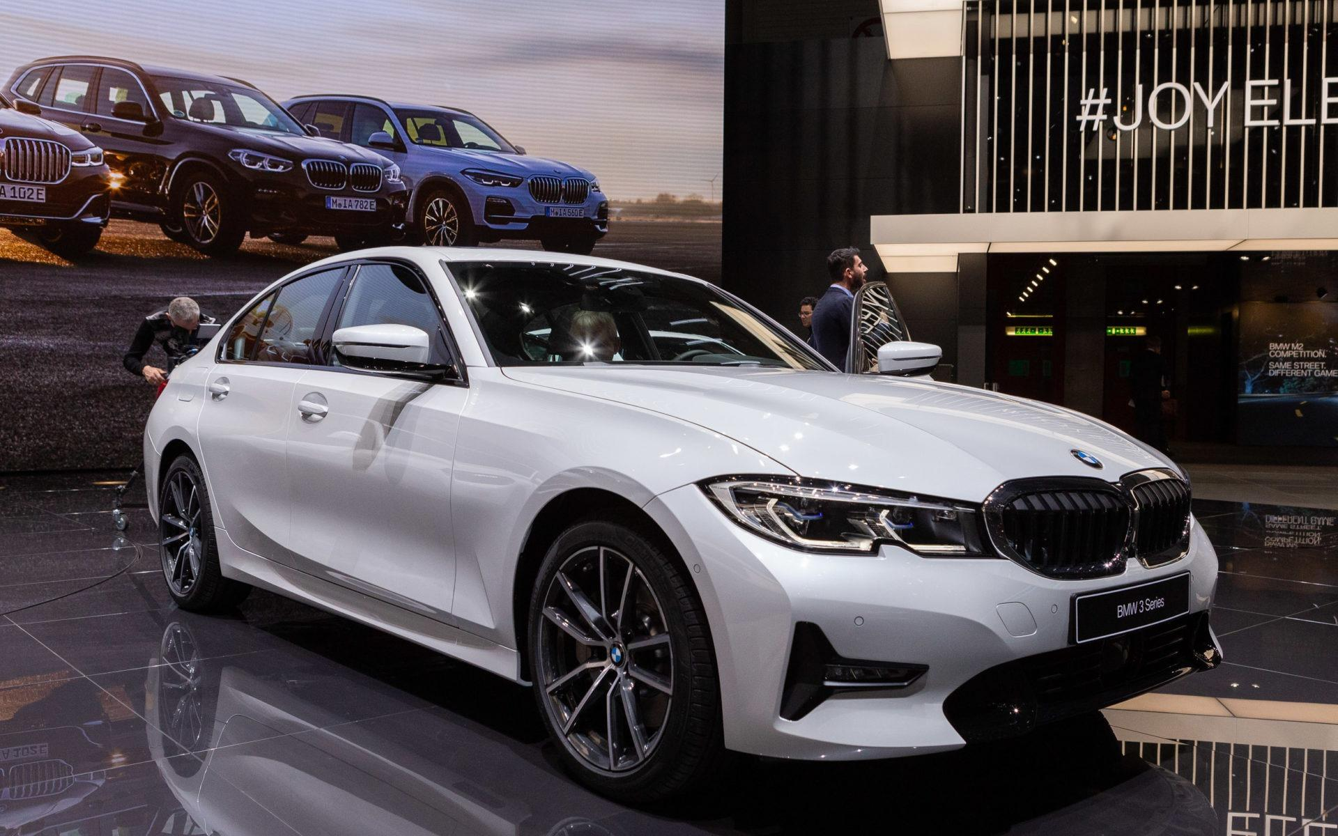 New BMW X3, 3 Series Plug-in Hybrid Models Introduced in Geneva ...