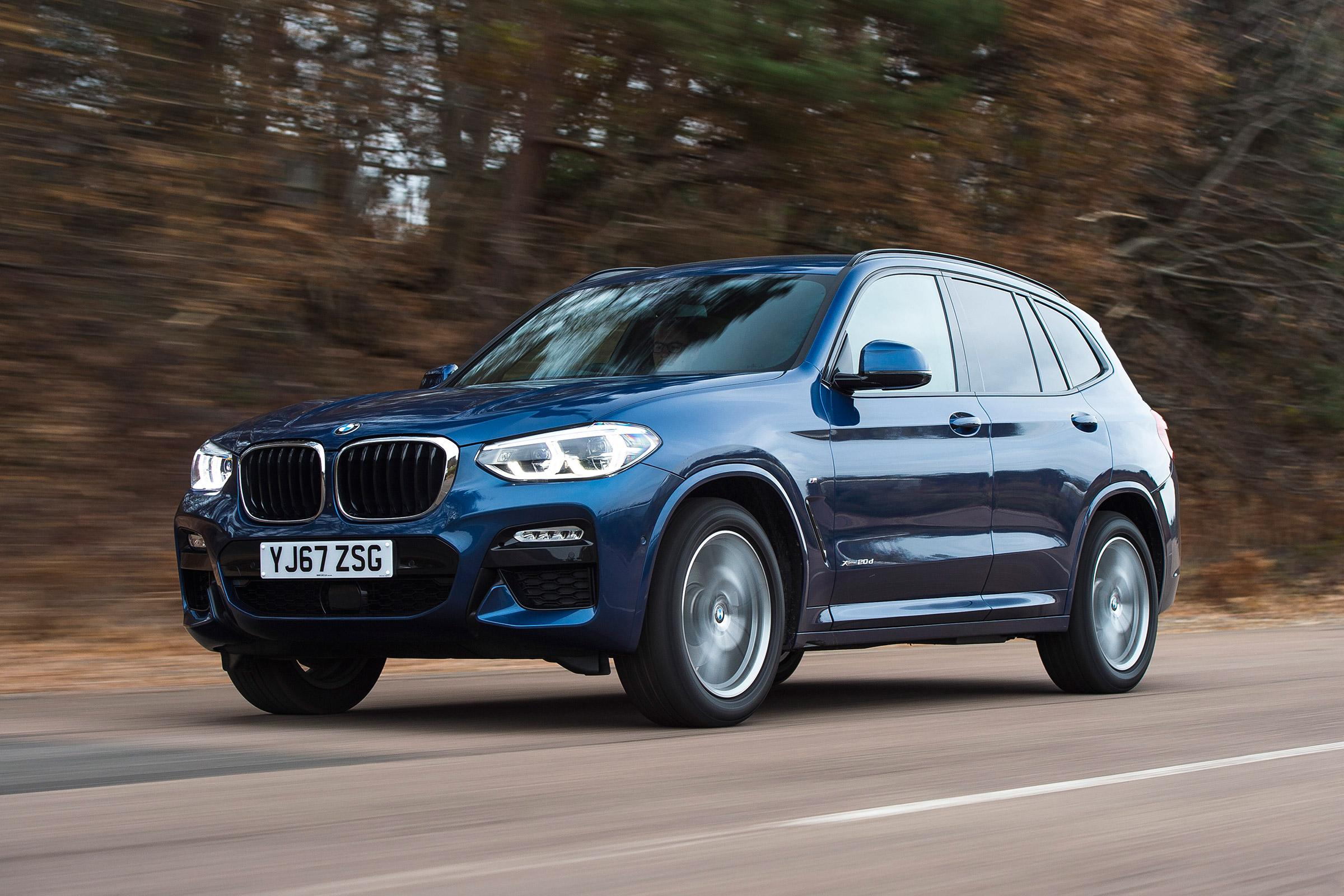 BMW X3 review | Auto Express