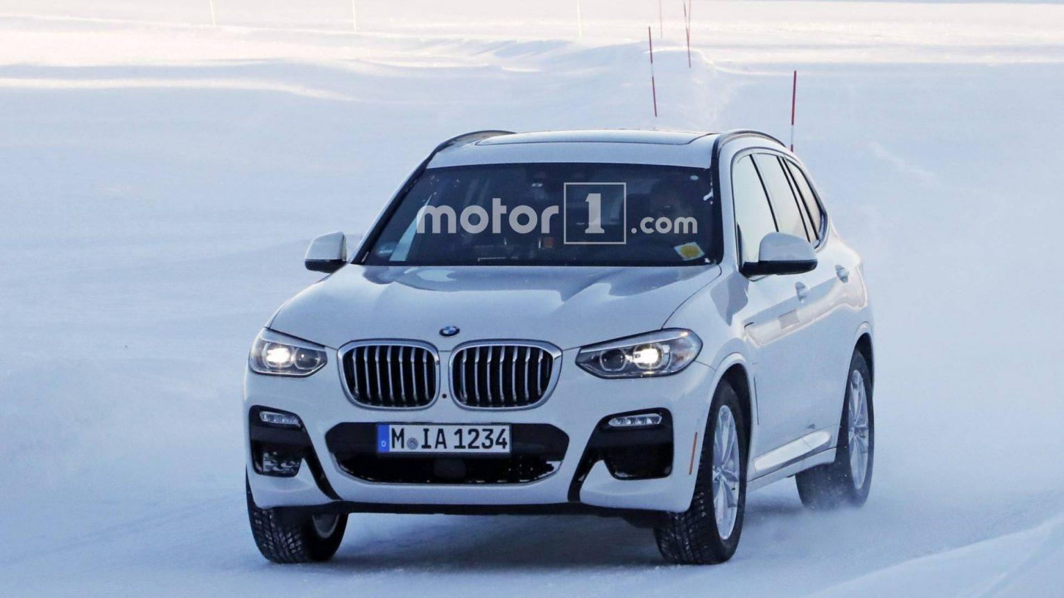 2019 BMW X3 New Design High Resolution Wallpapers | Autoweik.com