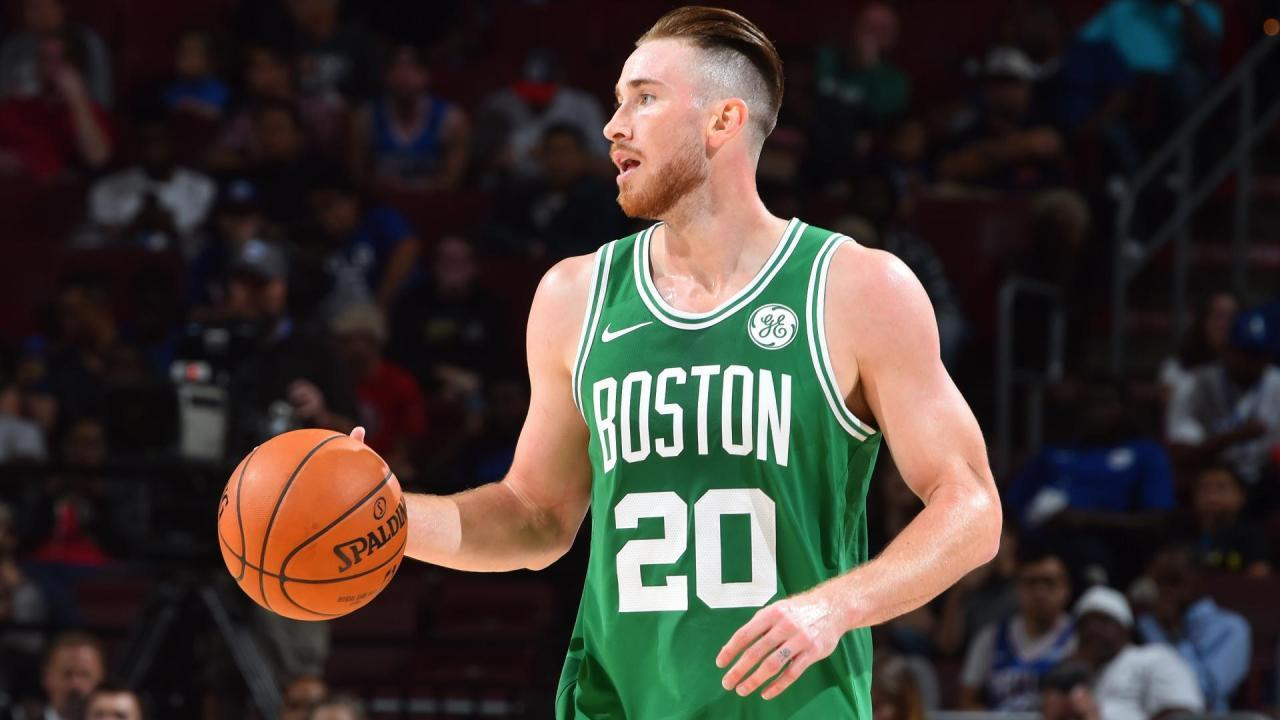 Celtics' Gordon Hayward – Fractured Ankle, Likely Out for the Season ...