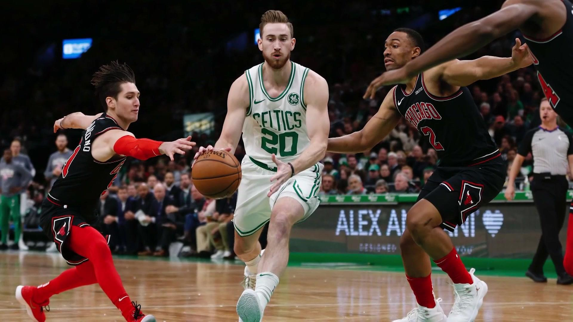 Gordon Hayward adjusting to new role coming off the bench for ...
