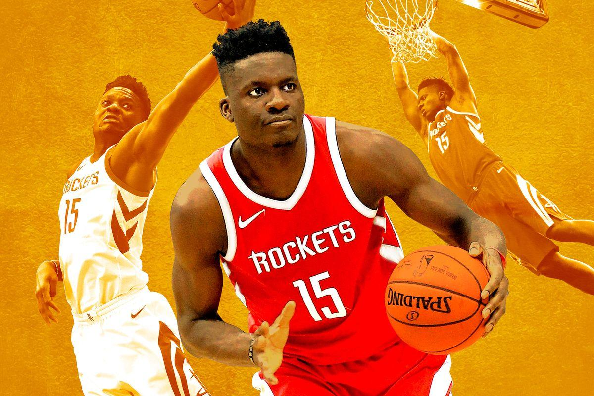Sky's the Limit for Clint Capela - The Ringer