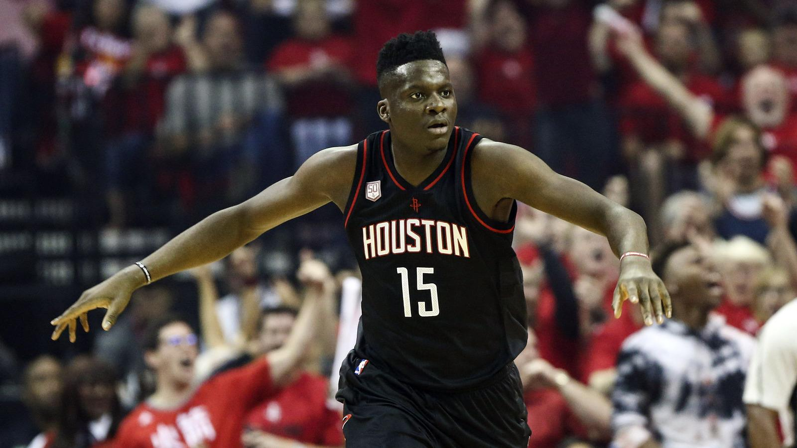 Clint Capela has perfect tweet in reaction to Chris Paul trade – The ...