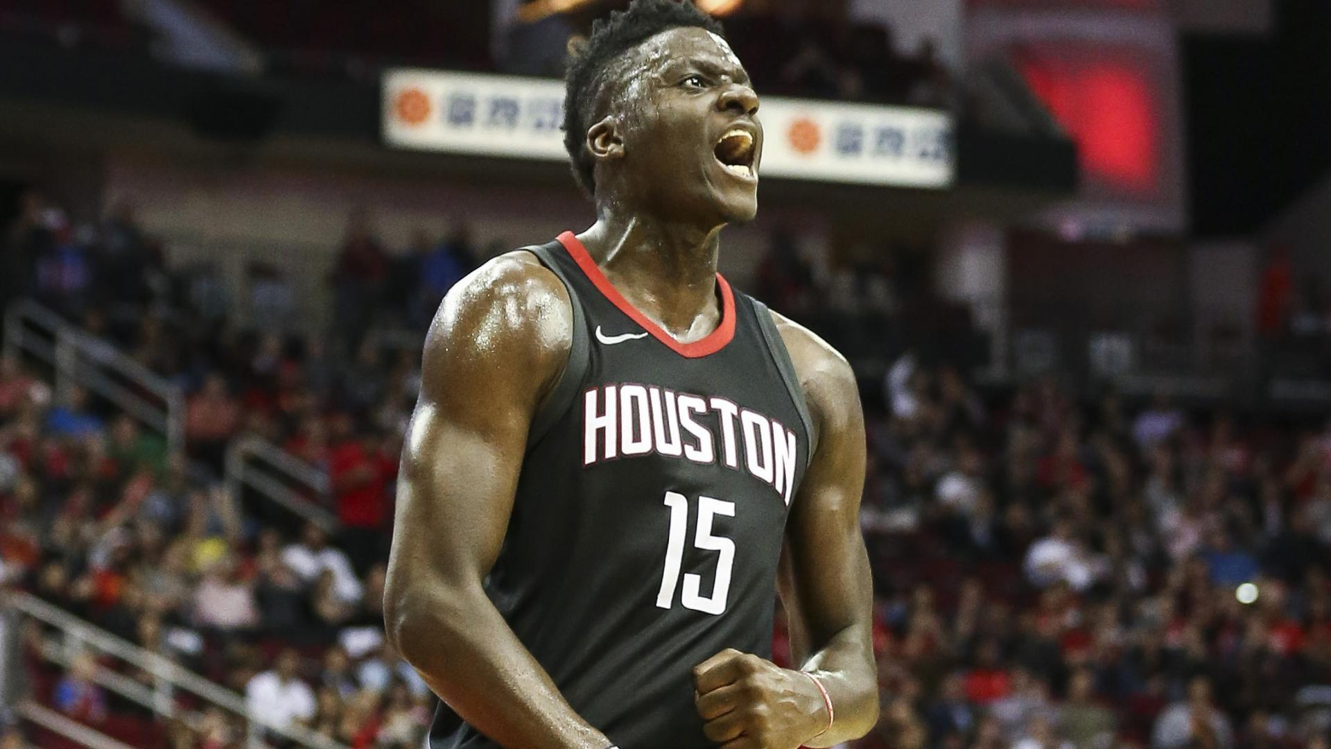 Capela Agree on Five-year Contract Extension | NBA.com
