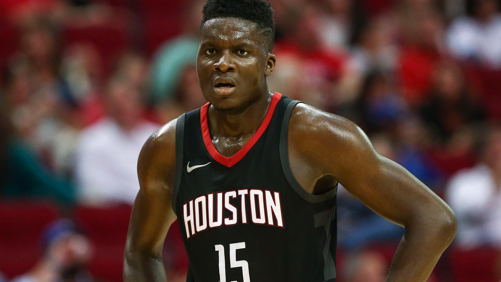 Clint Capela pens new deal with Houston - World in Sport
