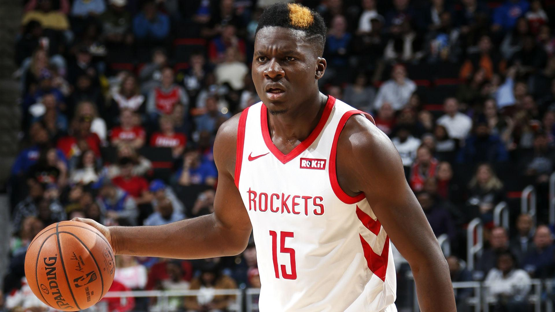 Report: Rockets centre Clint Capela to miss 4-6 weeks with thumb ...