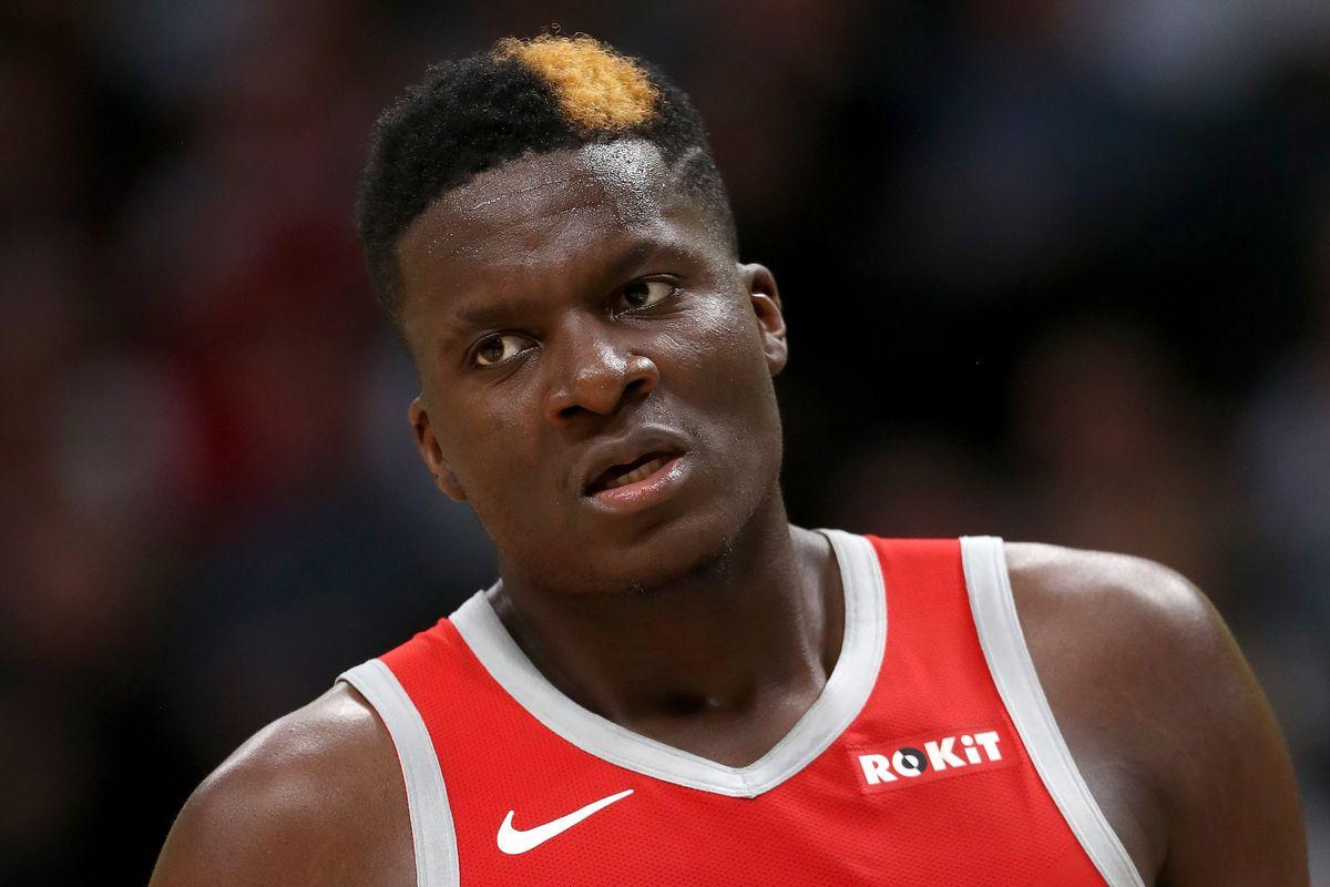 Clint Capela out four to six weeks with injured thumb - The Dream Shake