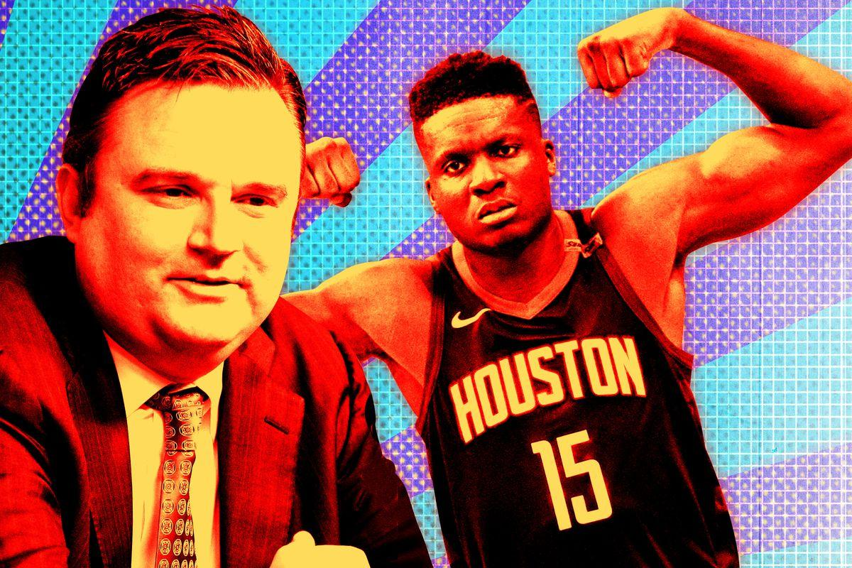 Clint Capela Is the Wild Card in the Rockets' Championship Blueprint ...