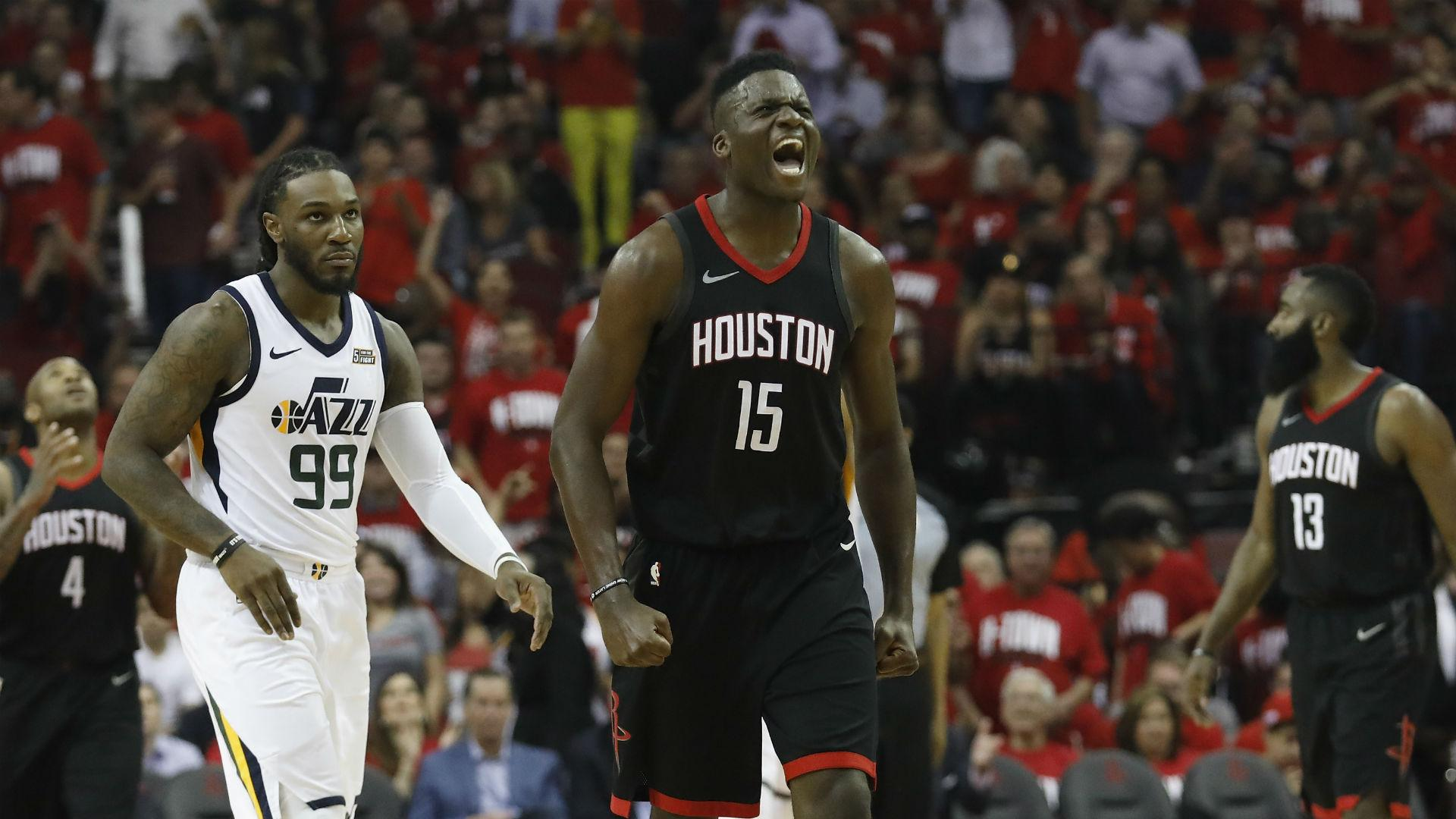 Clint Capela's defense gives Rockets a chance at the impossible ...