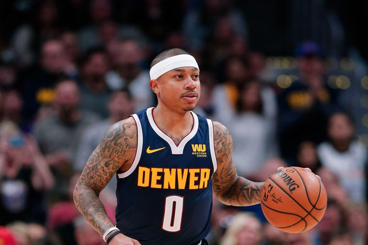 Denver Nuggets Tweet of the Week: Isaiah Thomas grateful for fans