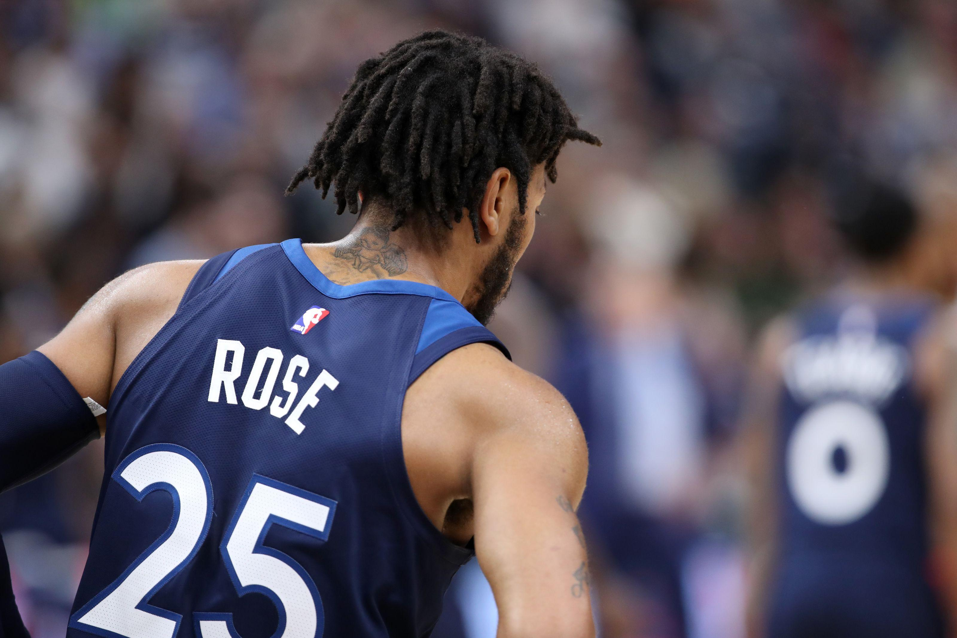Derrick Rose is proving to be a solid addition for the Timberwolves