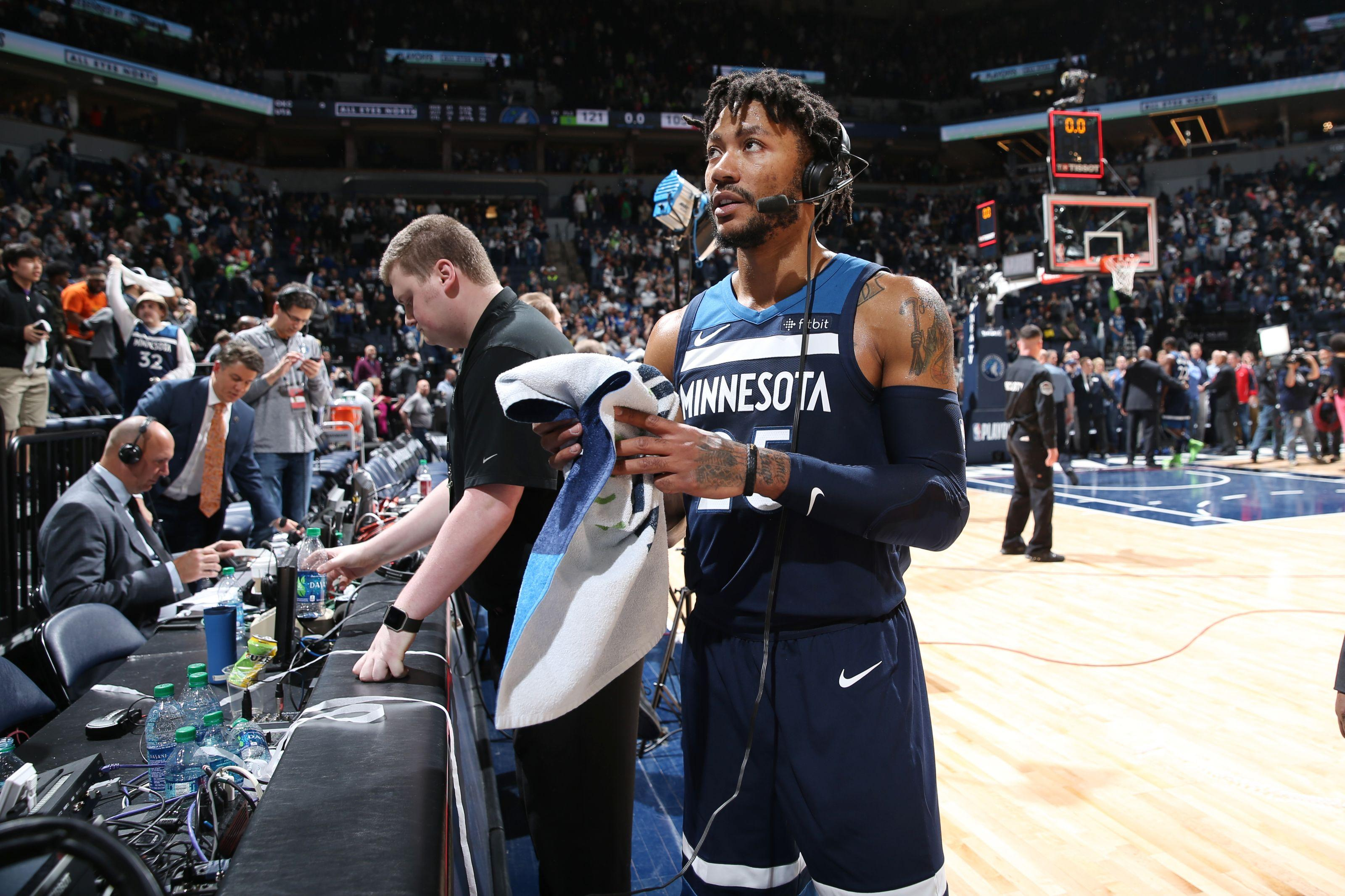Minnesota Timberwolves: 3 reasons keeping Derrick Rose is a good move