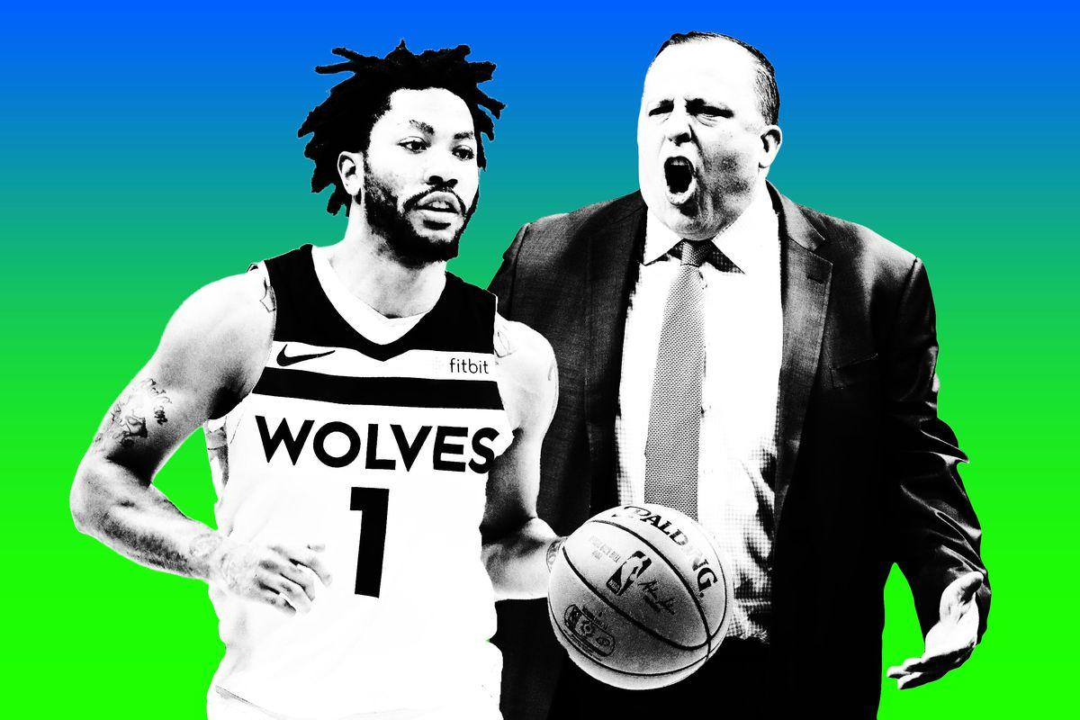 Derrick Rose and Tom Thibodeau Have Reunited in Minnesota. But Why