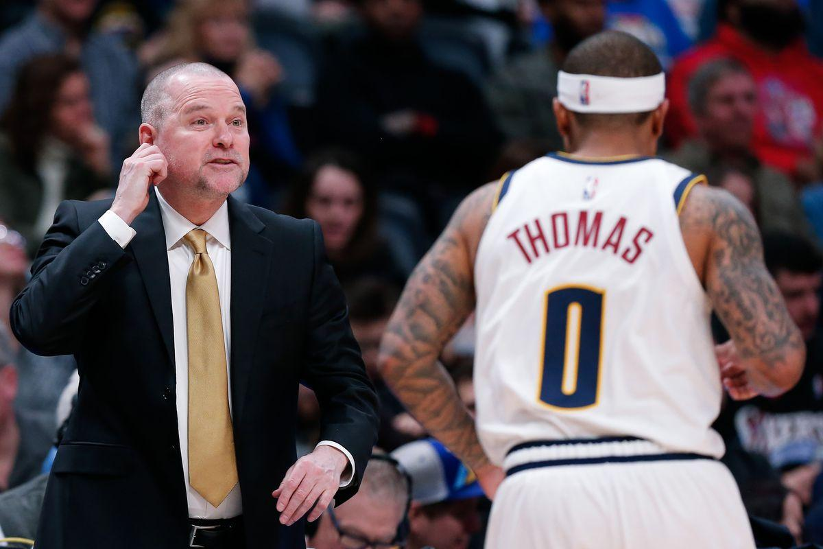 What should the Denver Nuggets do about Isaiah Thomas?