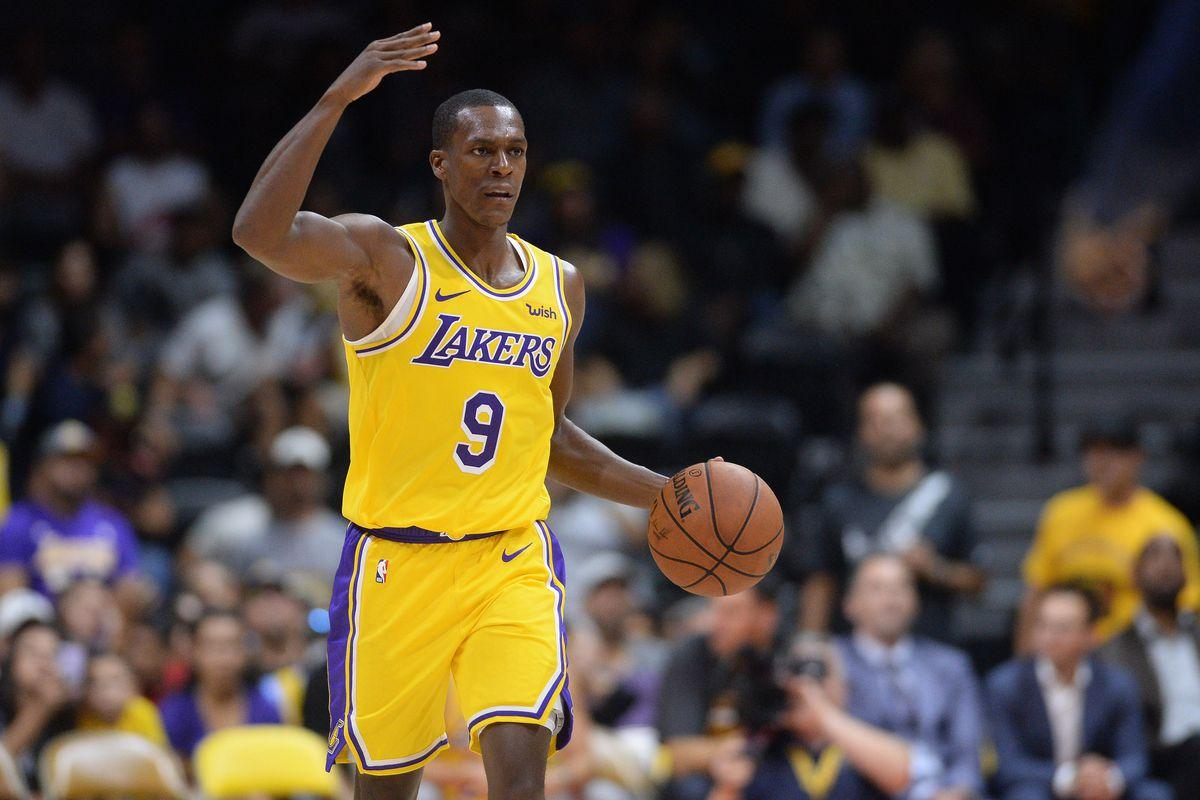 Lakers: Luke Walton calls Rajon Rondo 'as smart as he's ever seen ...