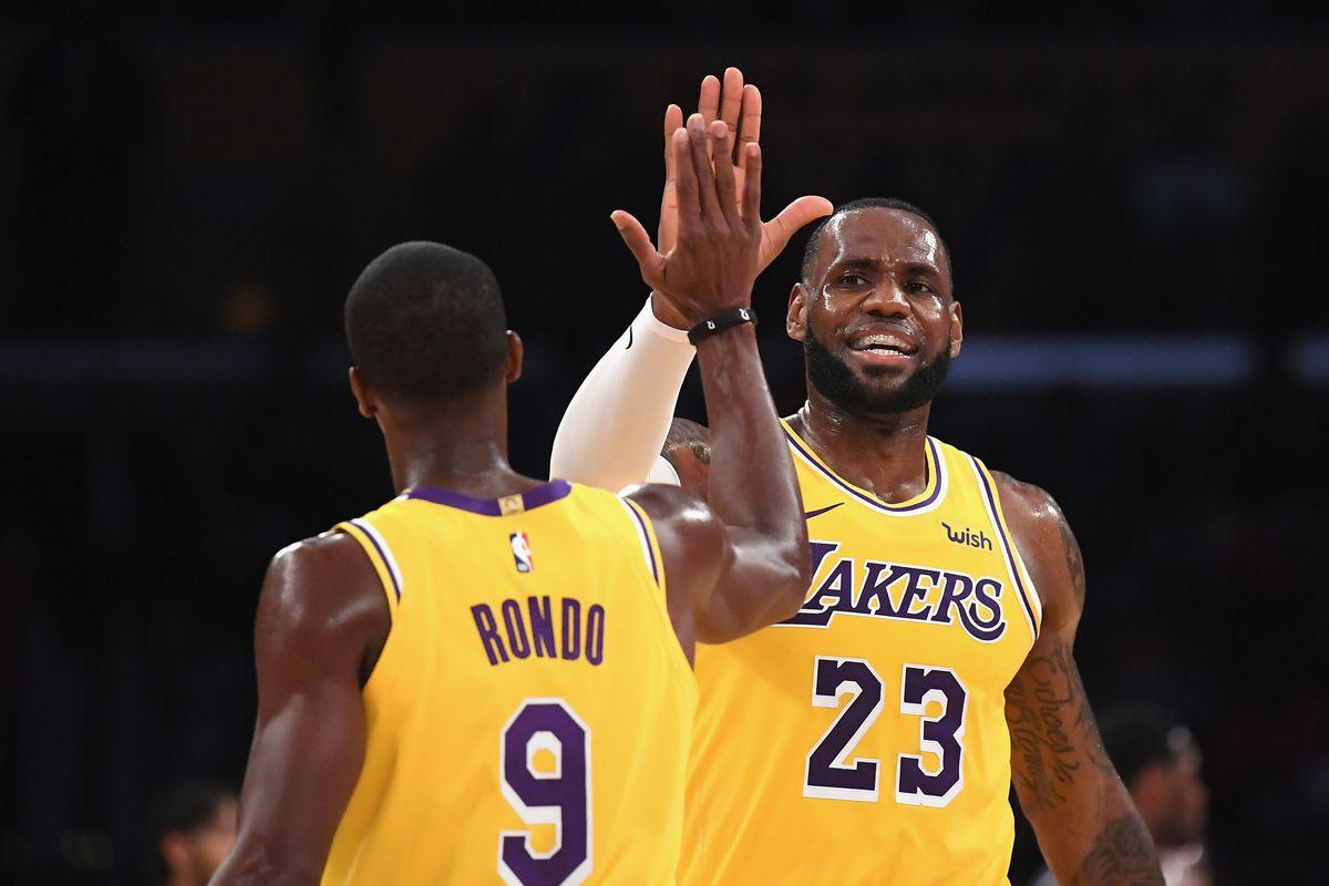 Laker Film Room: The Lakers have hit the ground running with their ...
