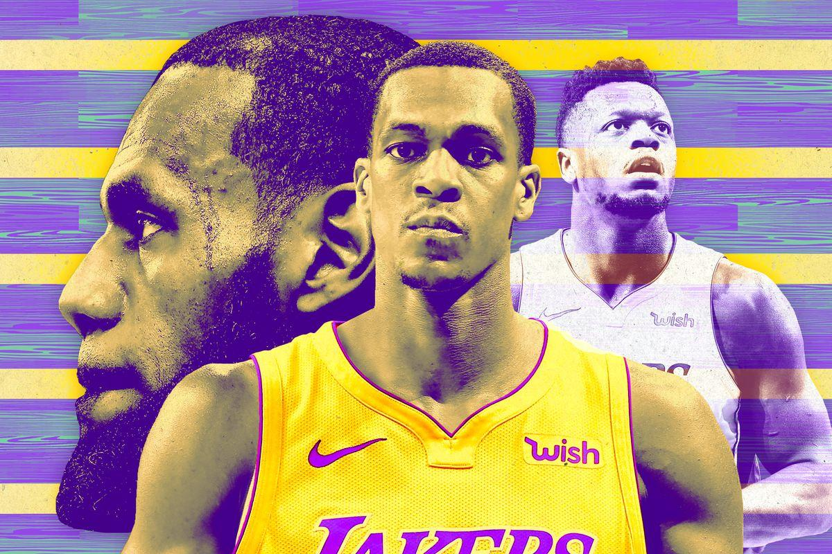 Rajon Rondo Joins LeBron's Puzzling Supporting Cast - The Ringer