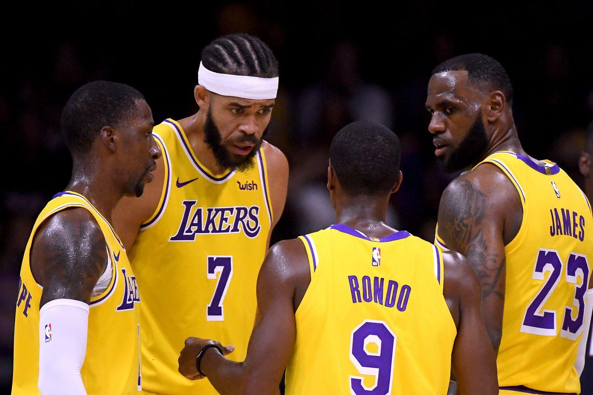 Lakers: Rajon Rondo says LeBron James is 'a better leader' than he ...