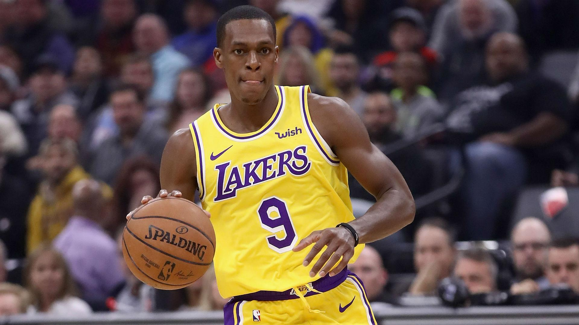 Rajon Rondo injury update: Lakers guard (finger) out 4-5 weeks after ...