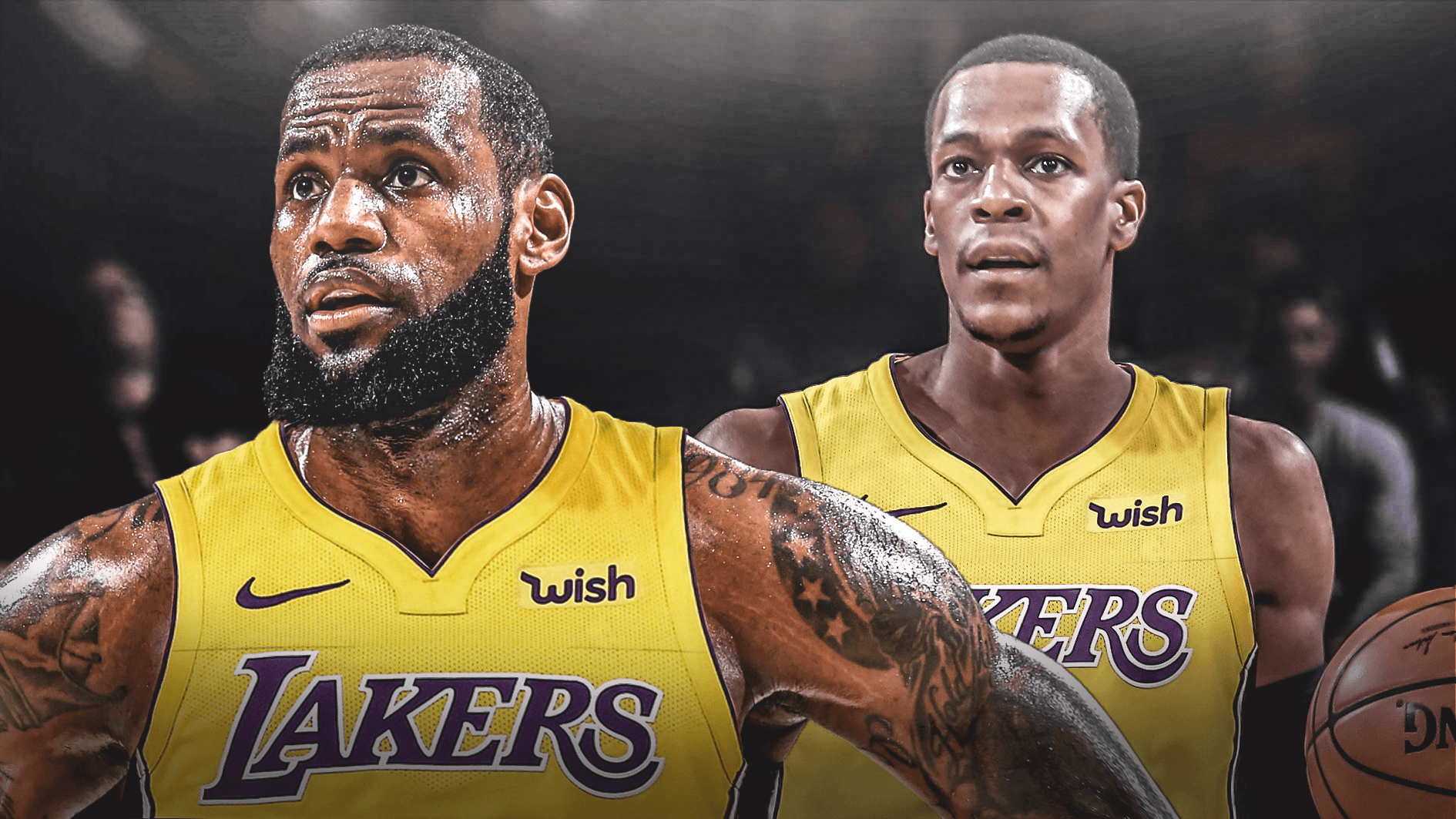 Signing Rajon Rondo, Lance Stephenson means big change for LeBron ...