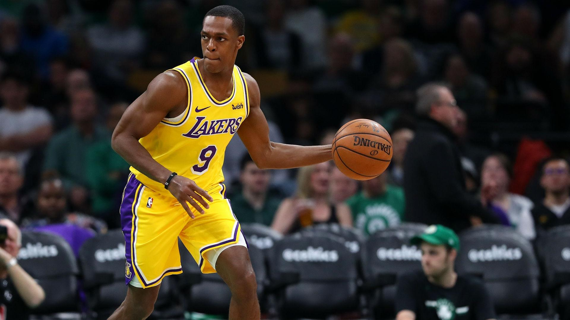 Rajon Rondo wants to be a part of Lakers' future | FOX Sports Asia