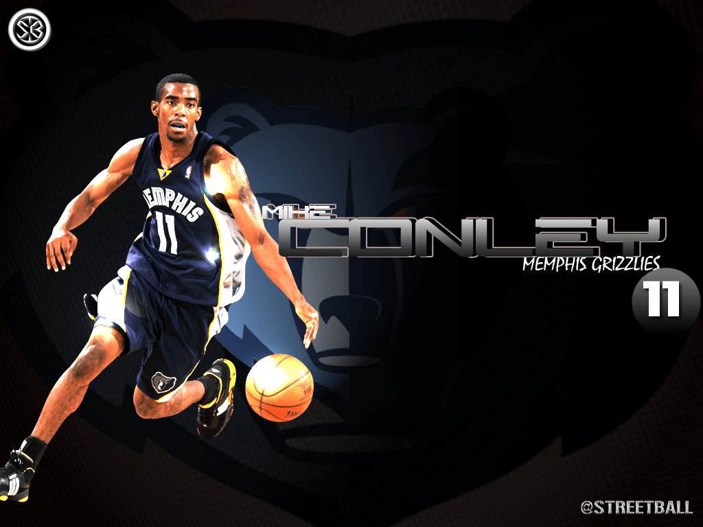 Mike Conley Memphis Grizzlies Wallpapers | Full HD Pictures