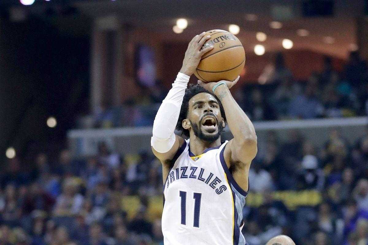 Mike Conley is a stone-cold killer with a nice-guy facade - SBNation.com