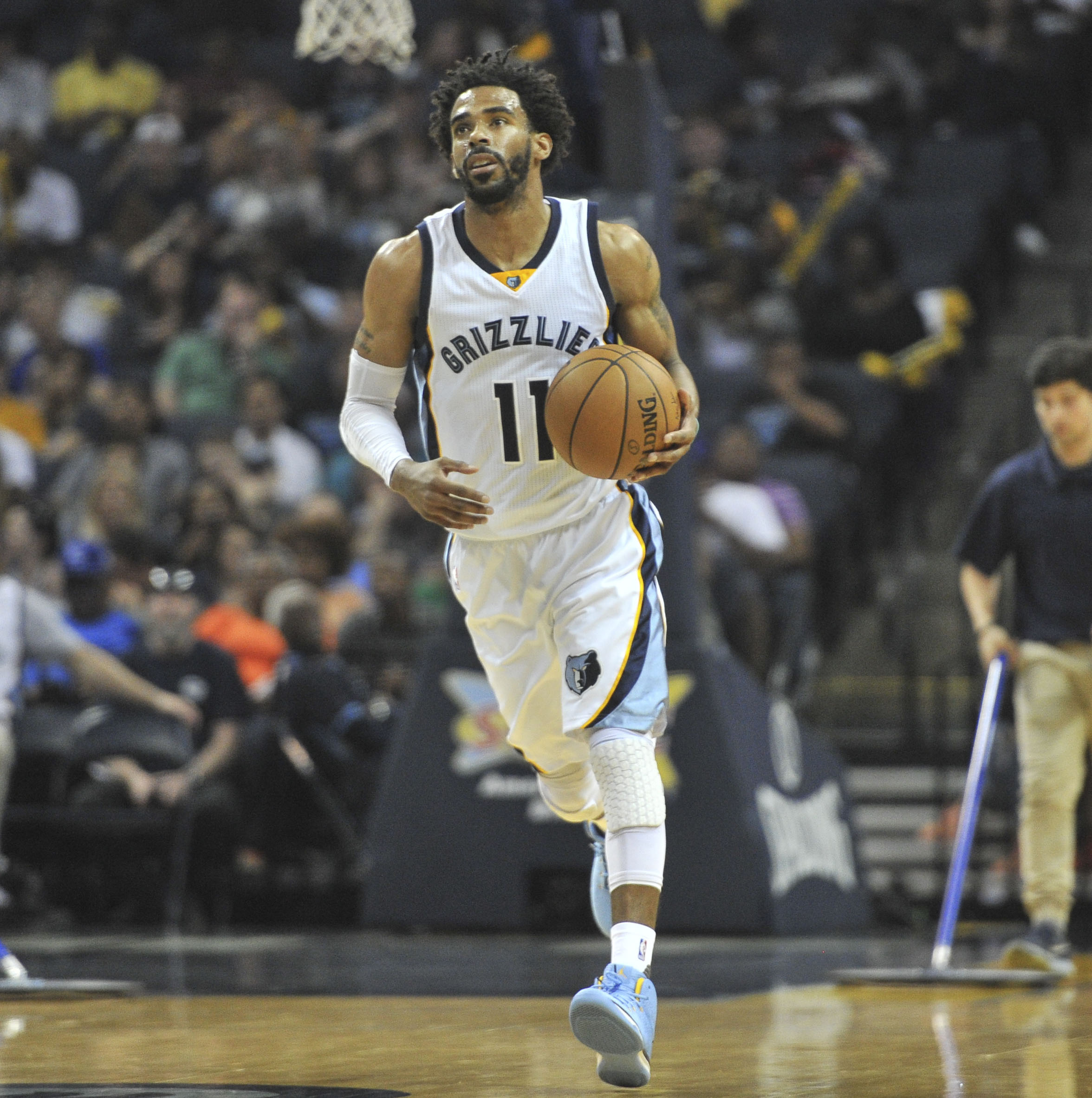 Memphis Grizzlies 2016-2017 Player Grades: Mike Conley - Grizzly ...