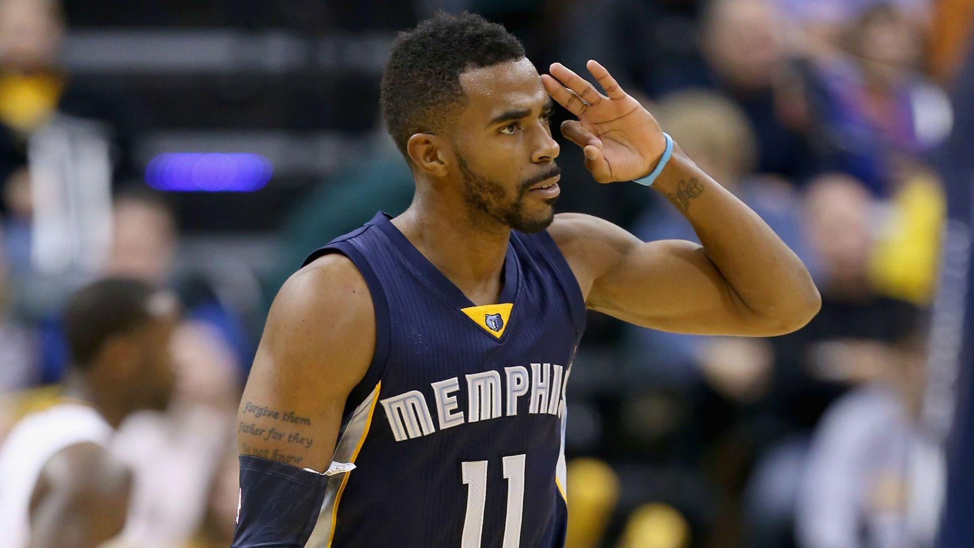 Player Highlight: Mike Conley – XJustified