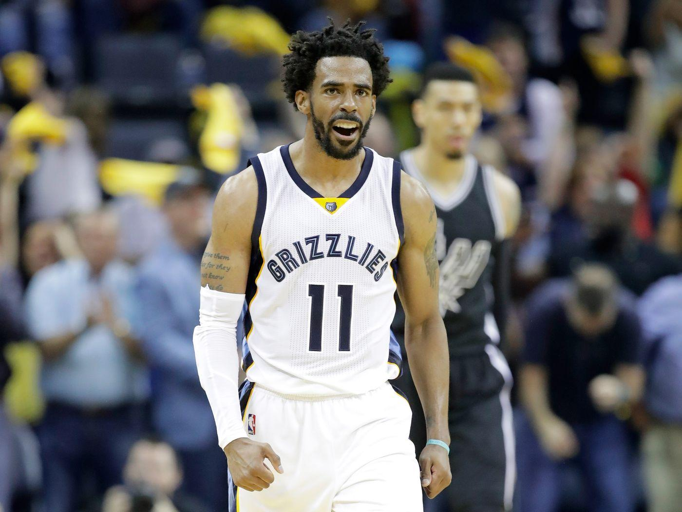 Grizzlies-Spurs Game 4 was an instant classic thanks to Mike Conley ...