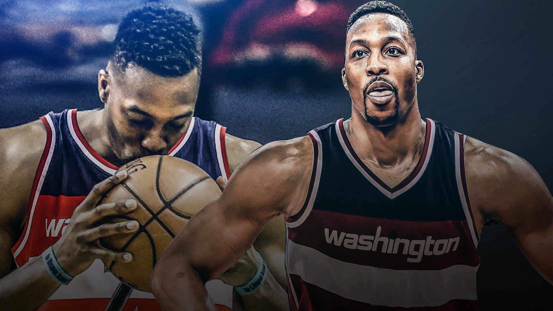 1f14bf9bb71 Wizards news: Dwight Howard sees no fuss in LeBron James, Kevin .
