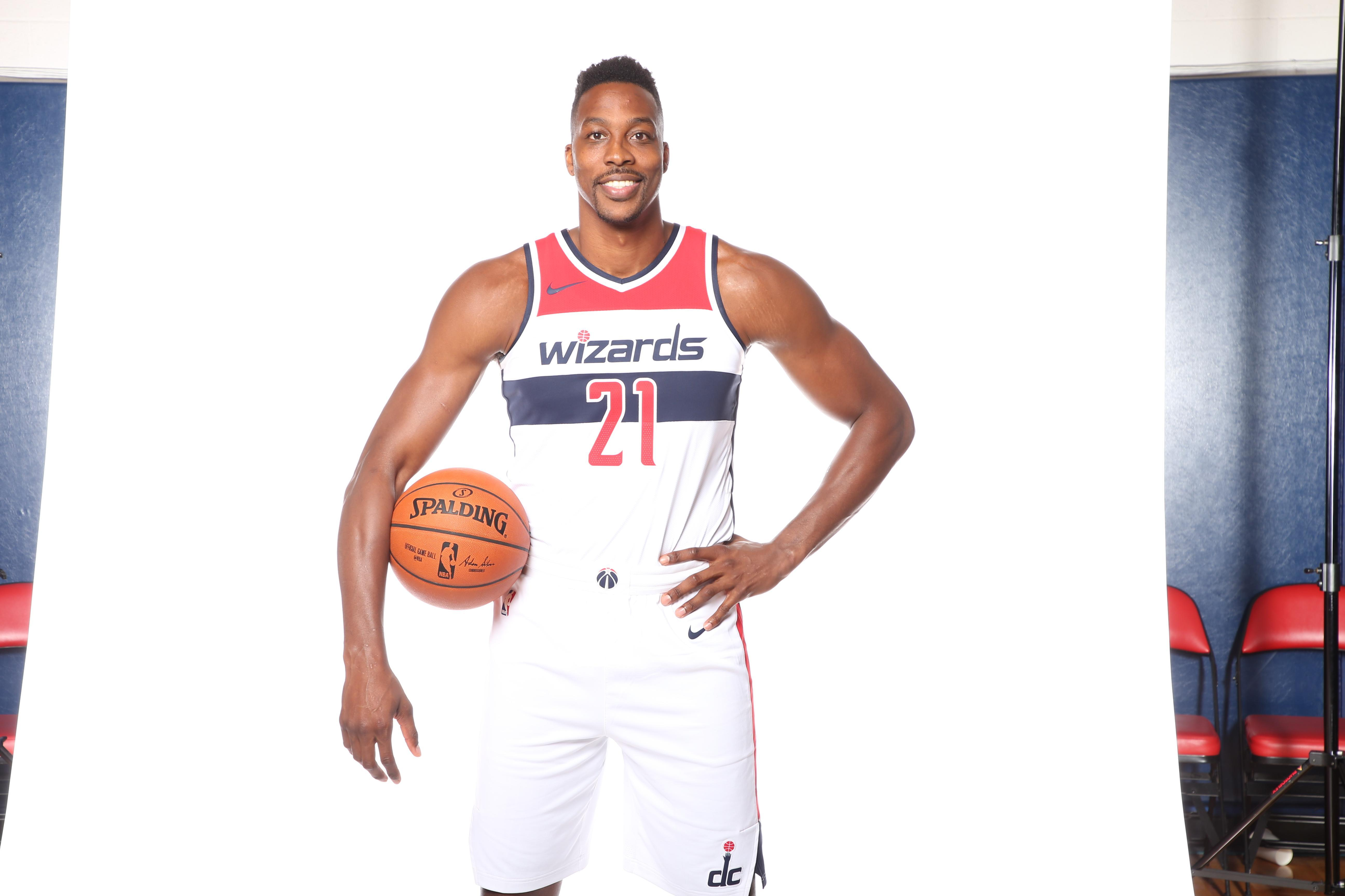 56e6a94025c Dwight Howard Washington Wizards Wallpapers - Wallpaper Cave