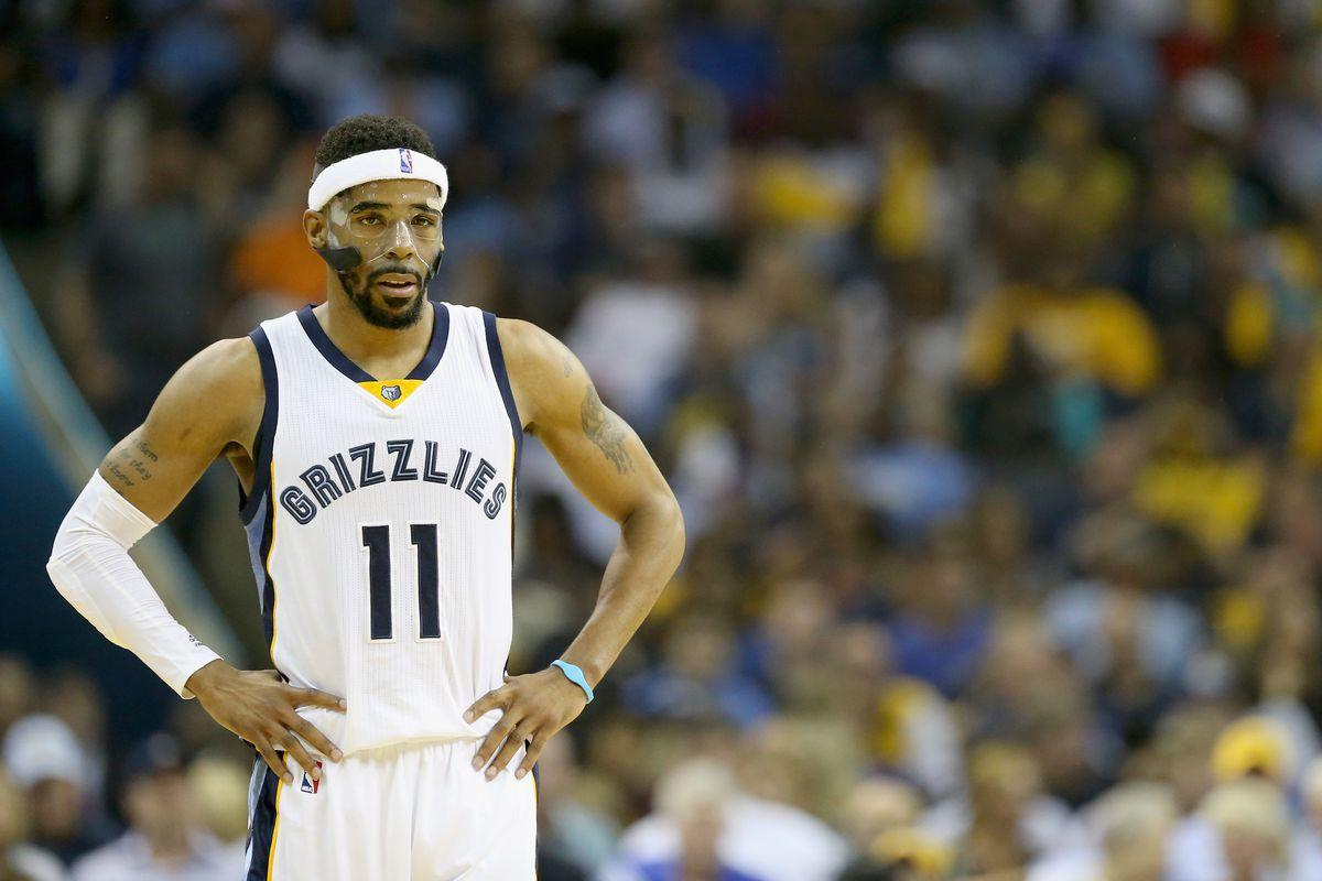 What if Mike Conley had not broken his face? - Grizzly Bear Blues