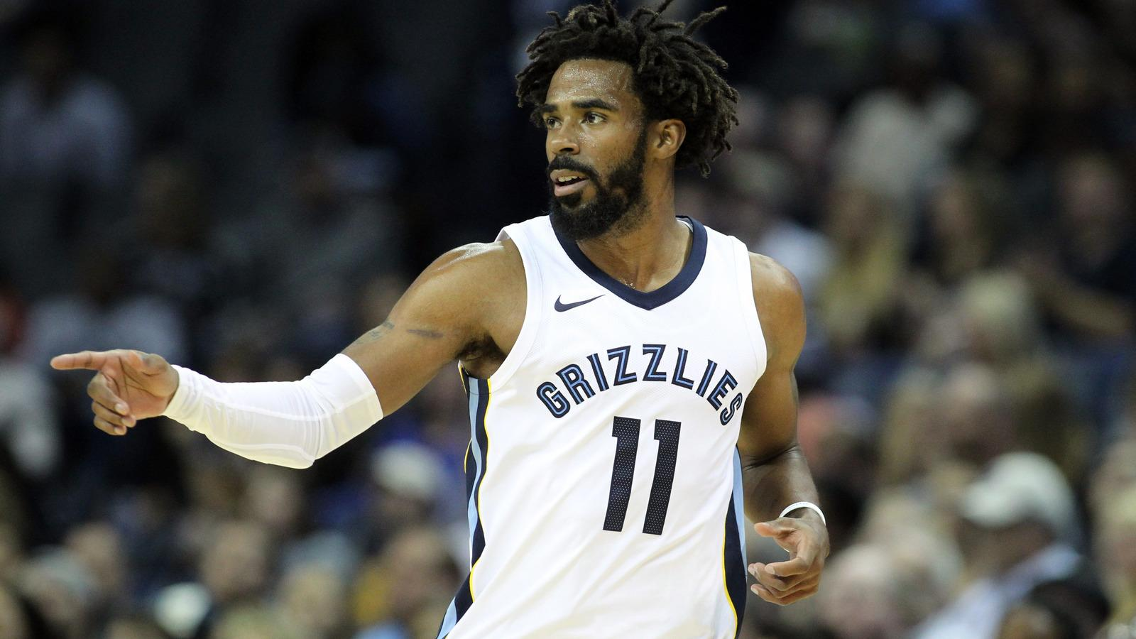 Mike Conley is done for the season | Yardbarker.com