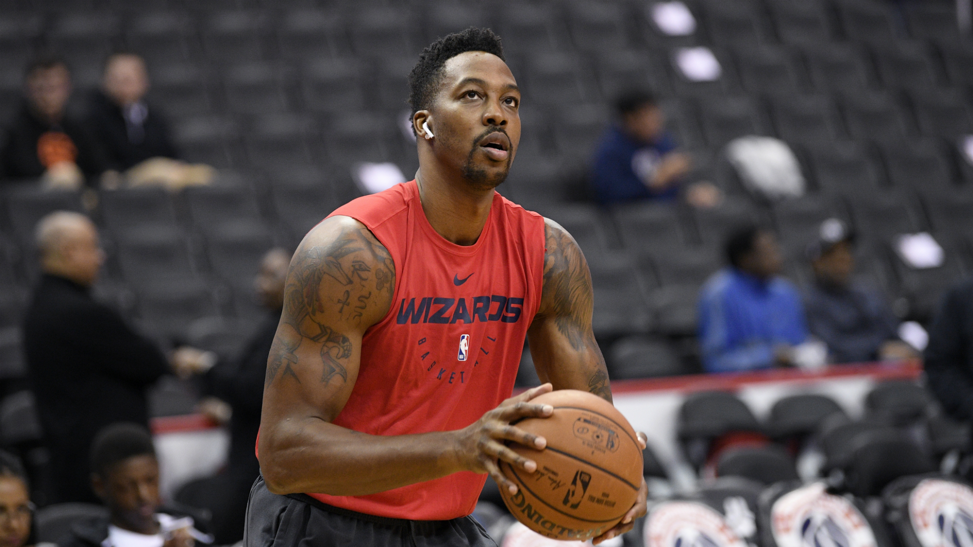 ff646cada7c Still missing Dwight Howard, Wizards continue to be among NBA's .