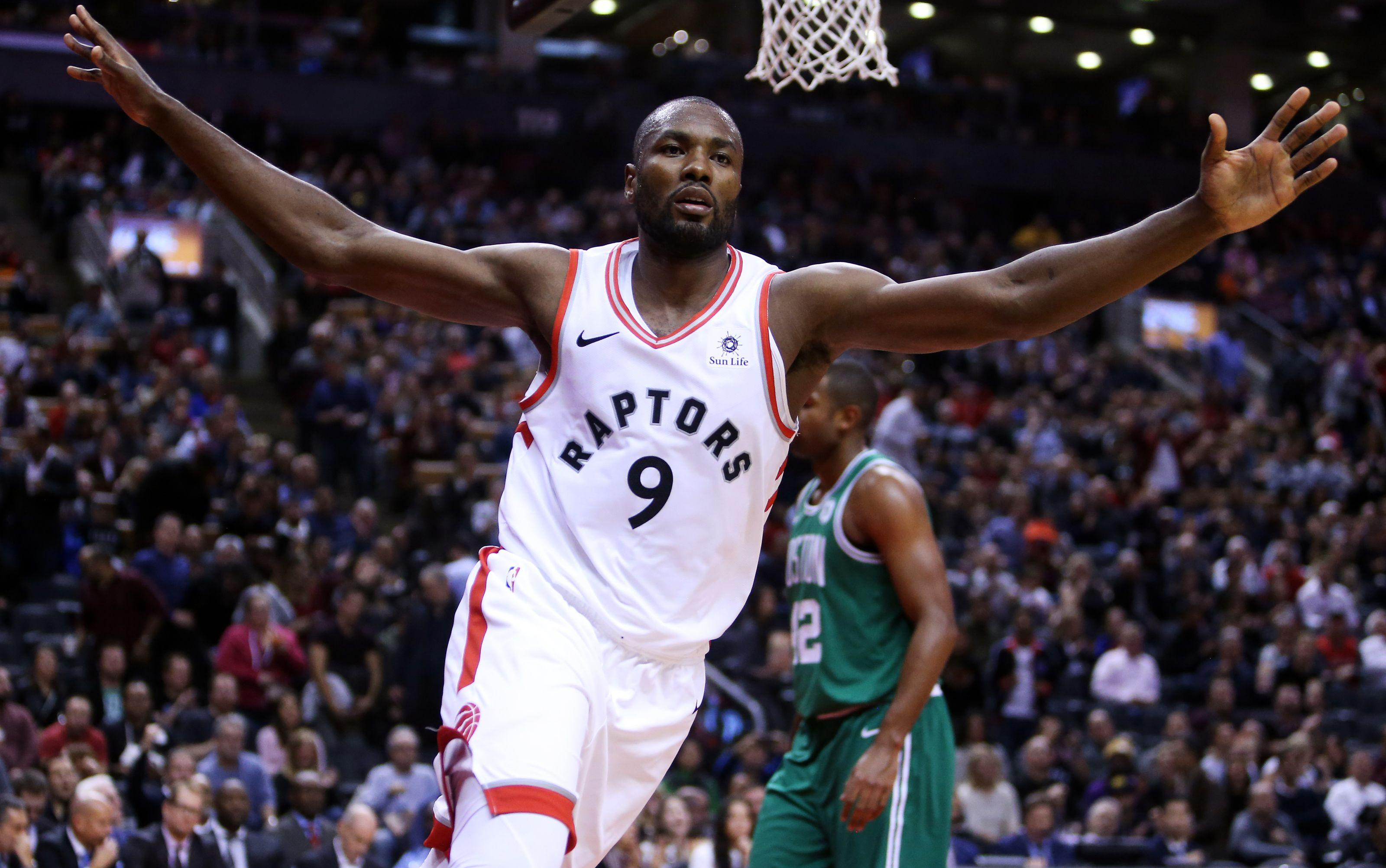 Toronto Raptors: Changing positions revitalized Serge Ibaka's career