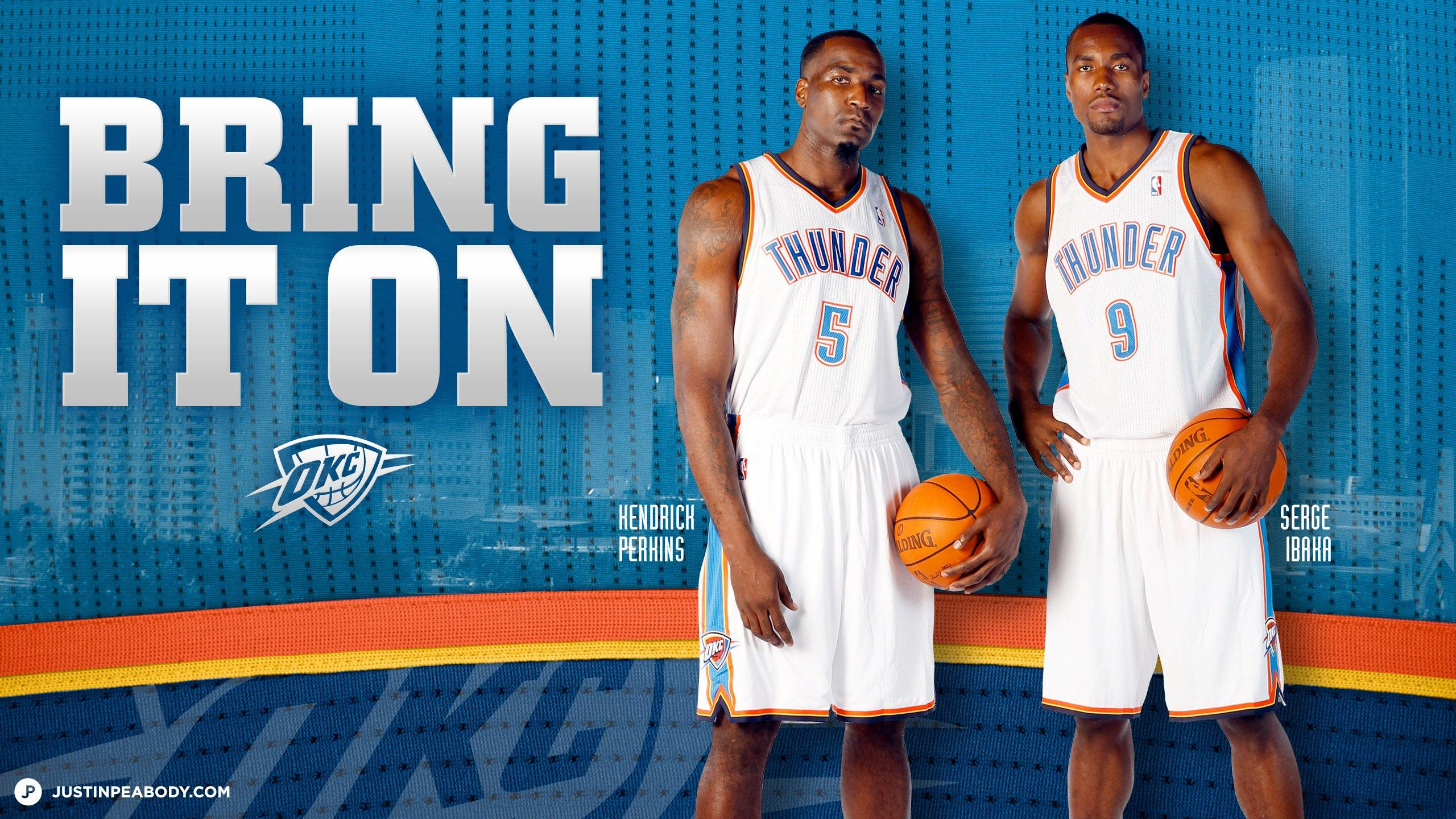 2011-2012 Thunder Wallpapers