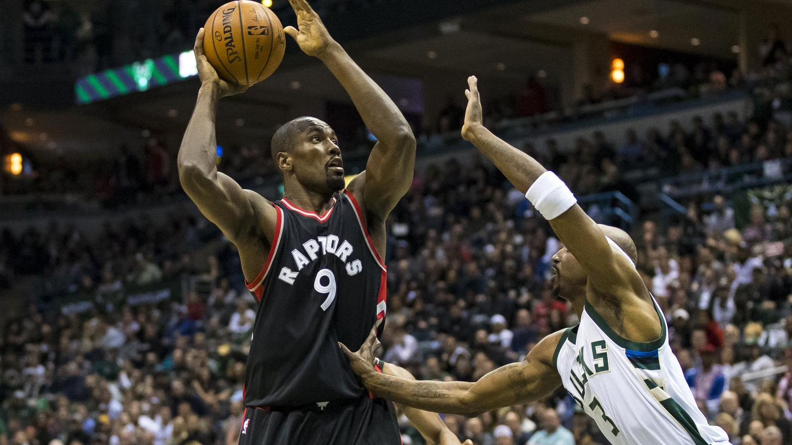 Serge Ibaka re-signing with Raptors is basically a done deal ...