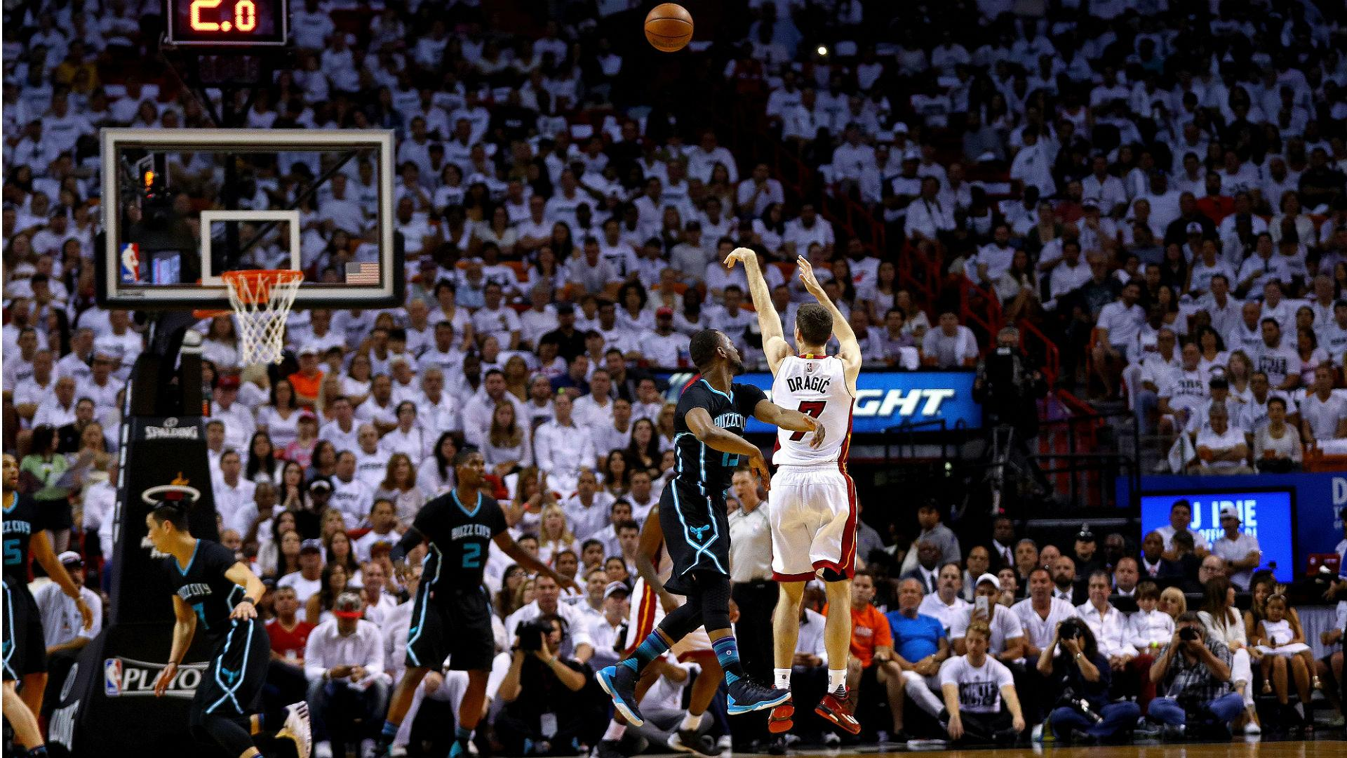 Heat advance as Goran Dragic goes wild in Game 7 blowout over