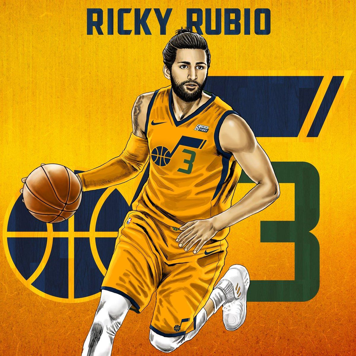 799cb0060a9 Ricky Rubio on Twitter  It s about to start. Ready for a new season .