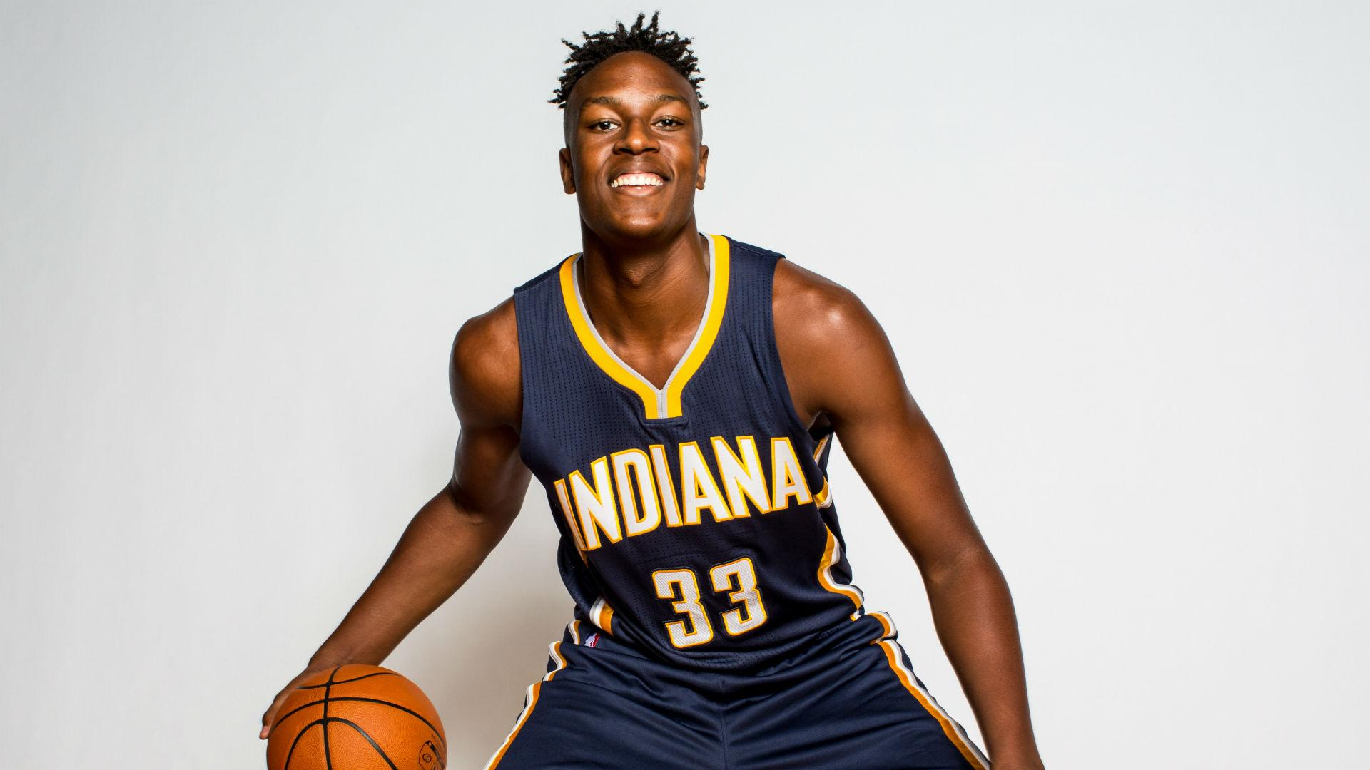 Myles Turner Indiana wallpapers 2018 in Basketball