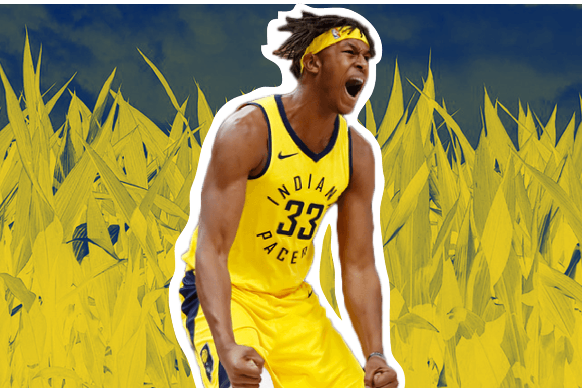 Myles Turner's defense has never been better