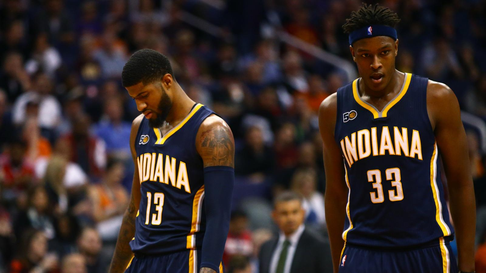 Myles Turner opens up about Paul George wanting to leave Pacers