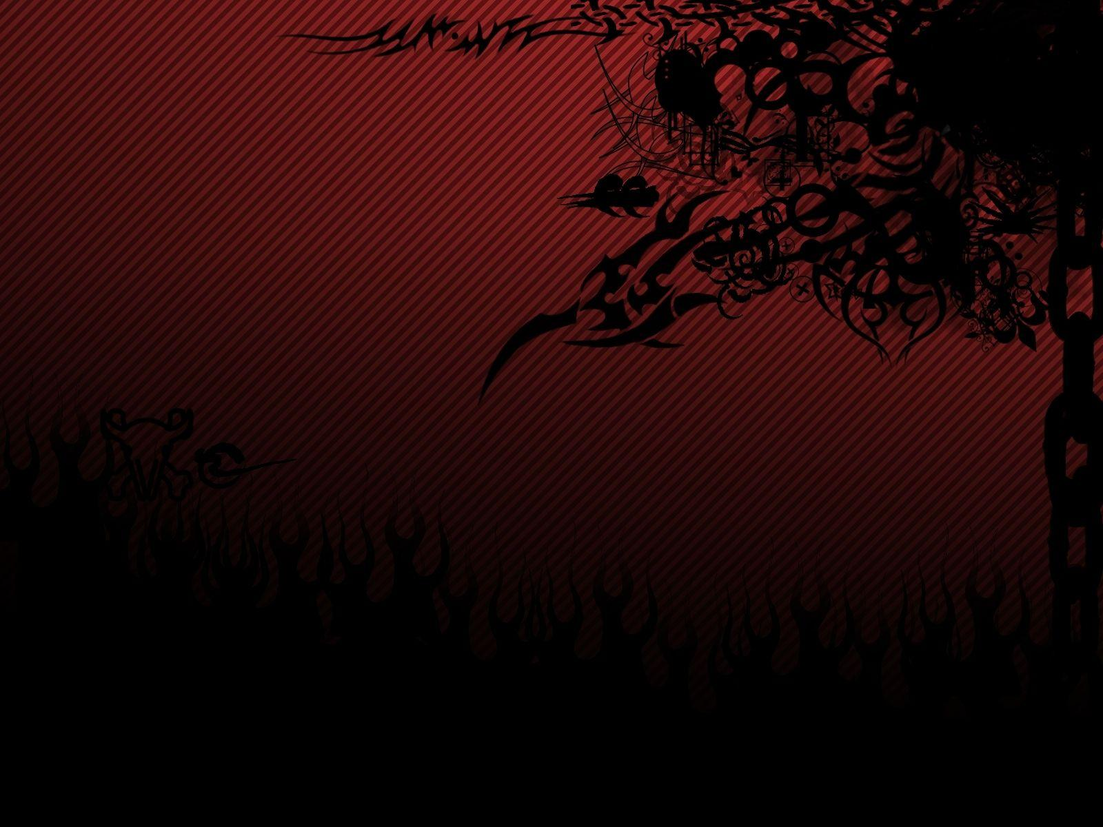 World Wallpaper: cool black and red backgrounds