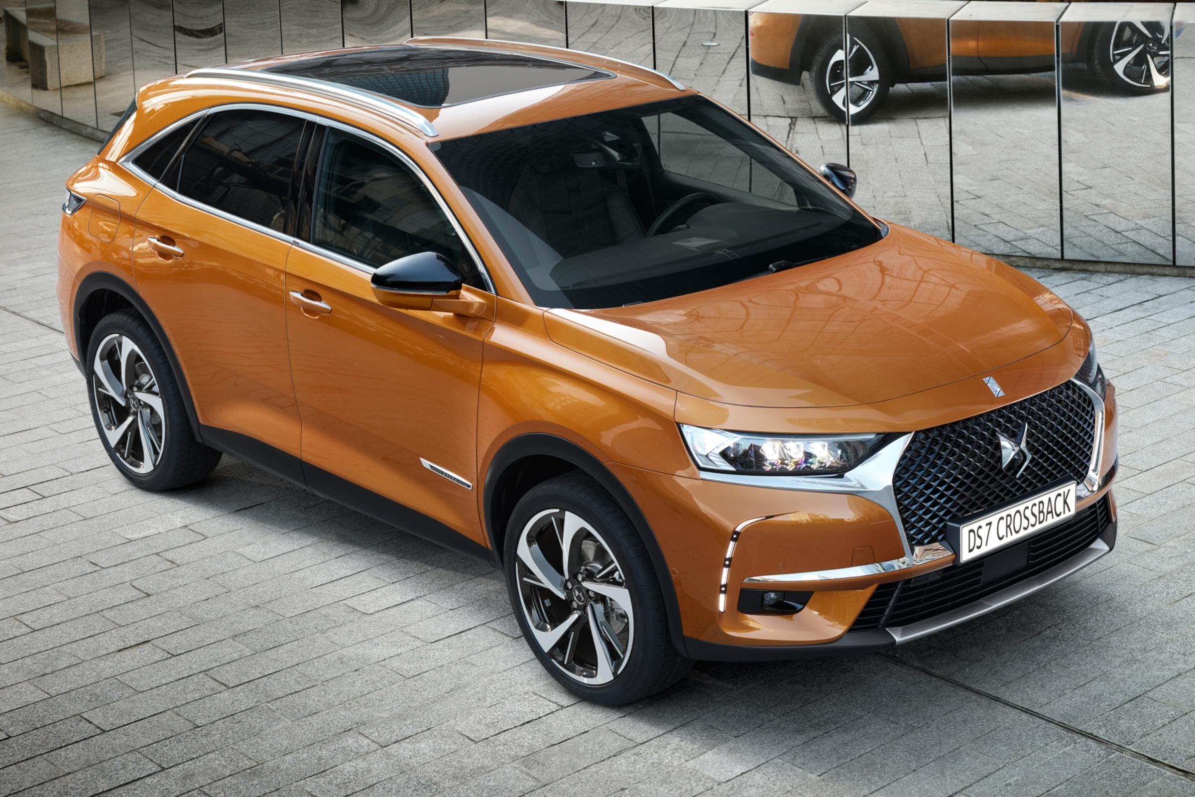 New DS 7 Crossback SUV: full details, prices and pics | Auto Express