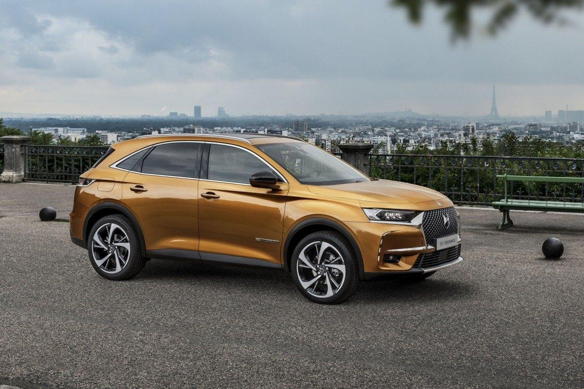 what does the 2019 DS 7 Crossback E-Tense 4×4 be released