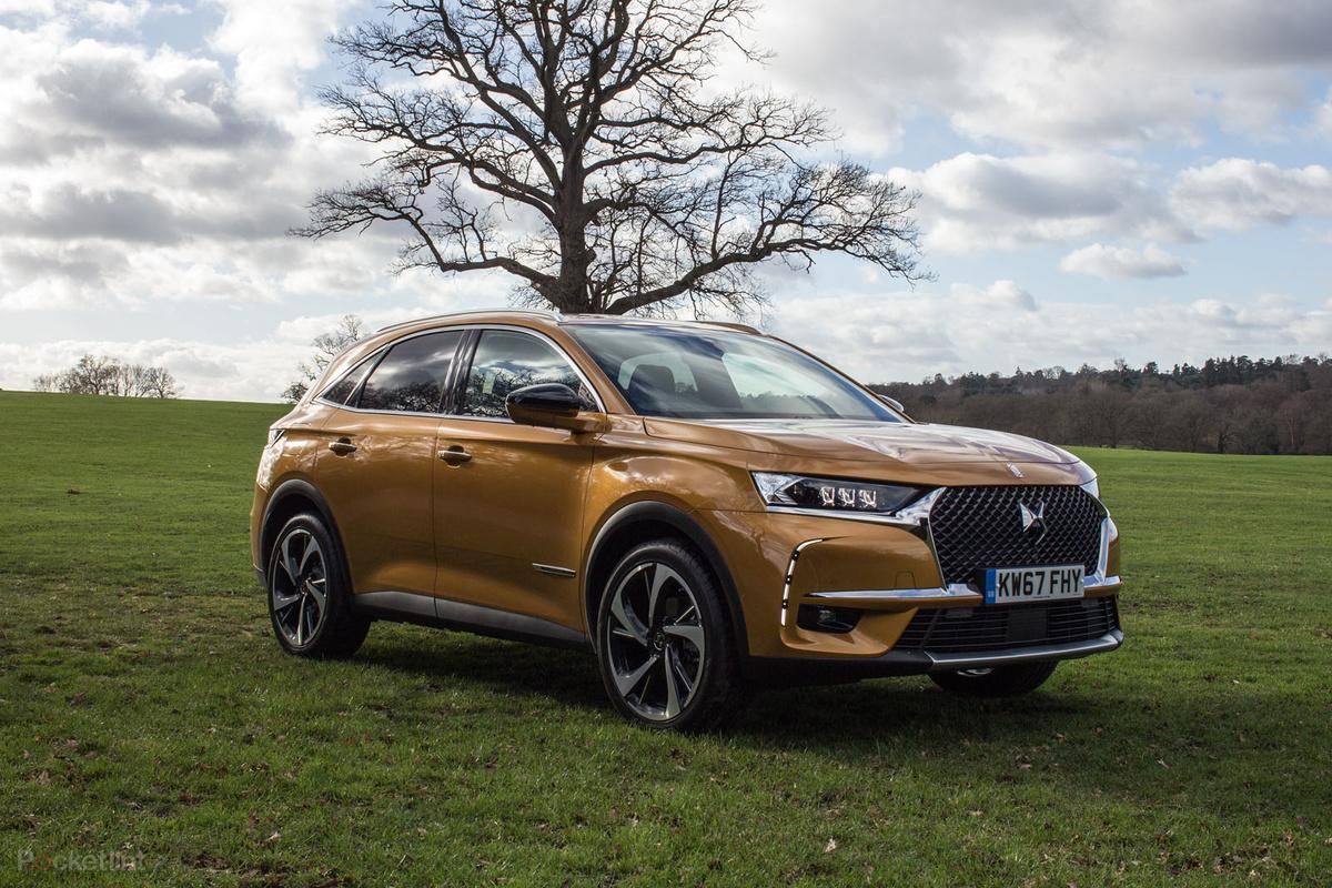 DS 7 Crossback review: Tech meets luxury flair, but it's not all ...