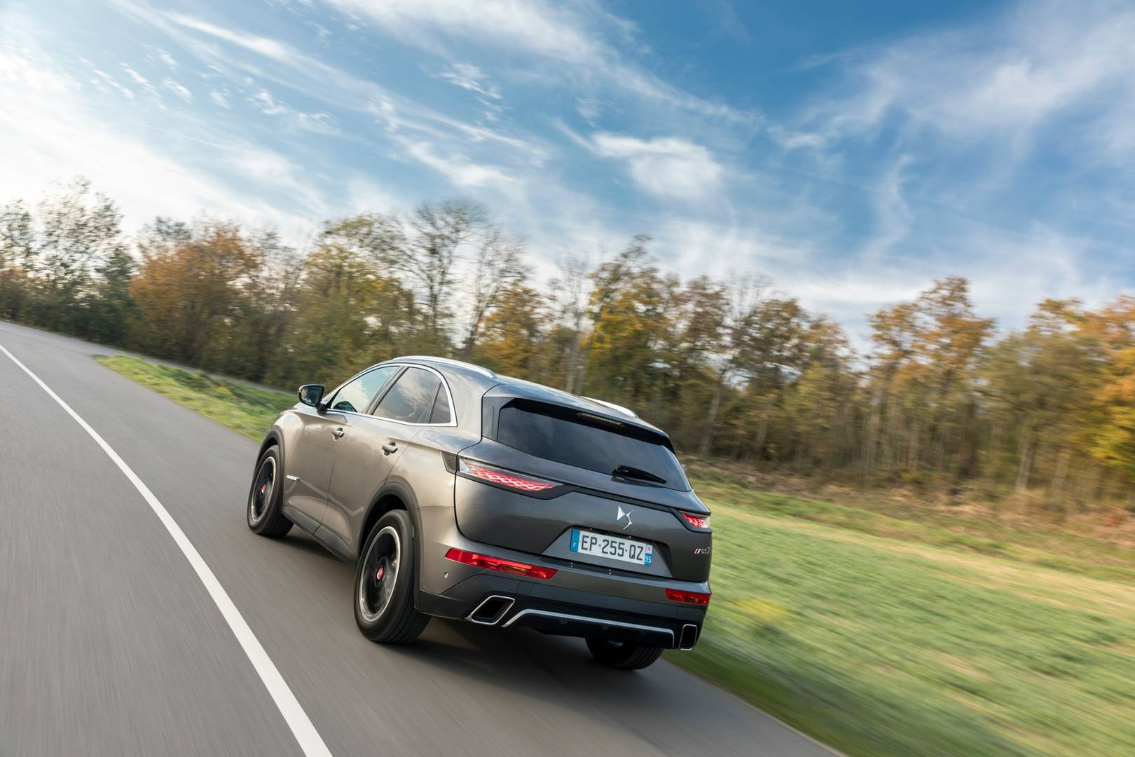 Citroën DS 7 Crossback: a first drive review | British GQ